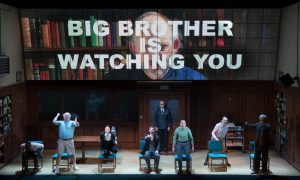 "Orwell's ""1984"" on Broadway"