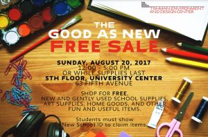The Good As New Free Sale