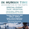 Climate Museum - In Human Time - Special event