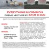 Chan_Everything in Common flyer