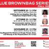Fall 2019 GLUE Brownbag Series