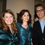 Kristina Bachrach, Dina Pruzhansky, and John Turturro