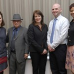 From left: Jennifer McHugh, Carlos Sepulveda, Jennifer Smith, Robert McAlpin, and Janelle McKenzie