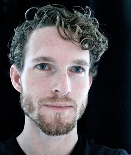 Professor Nicolas Langlitz
