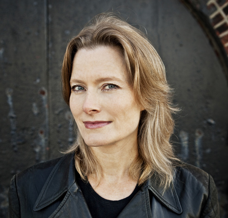 Jennifer Egan will read at a Fiction Forum on Wednesday, February 9th. Photo credit, Pieter M. Van Hattem.