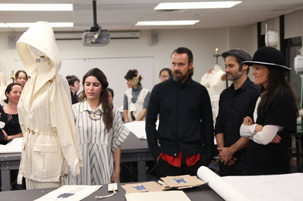 Parsons School Of Design Fashion Parsons BFA Fashion Design