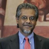 Professor Anwar Shaikh.