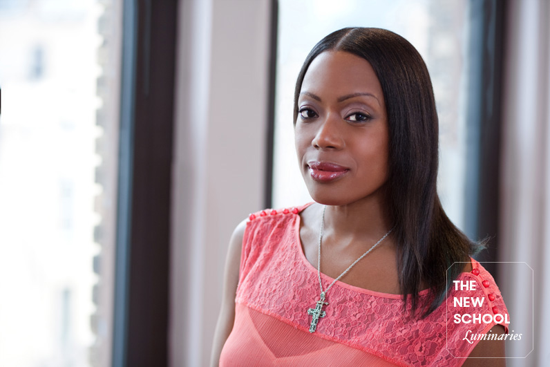 With two fashion labels under her belt, designer Tracy Reese stands as a trailblazer in the design industry. Courtesy of Tracy Reese.