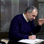 Mannes Opera director, Joseph Colaneri. Photo by Alexander Berg