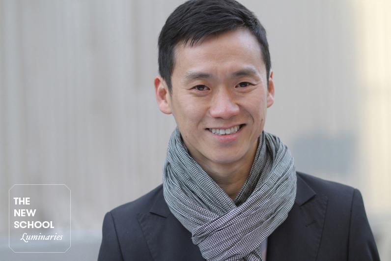 Ji Lee is the creative lead for Facebook. Photo courtesy of Ji Lee.