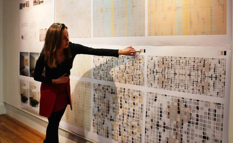 Genial Parsonsu0027 Julia Grunberg Wins Carnegie TPO Design Competition
