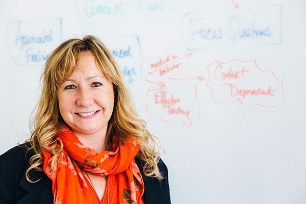 Melissa Rancourt named academic director of Global Executive Master in Strategic Design and Management    program