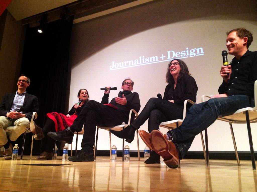 """Serial"" Comes to The New School"