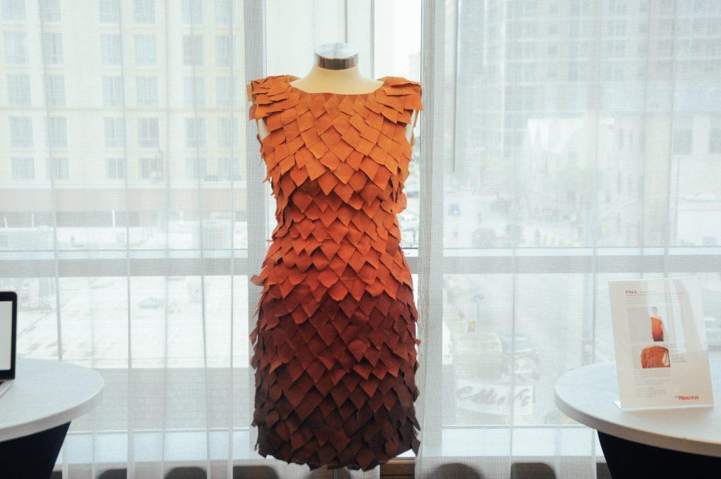 Birce Ozkan's Fall Interactive Garment