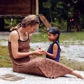 """Ana Cecilia Stieglitz stars in """"Icaros: A Vision"""""""