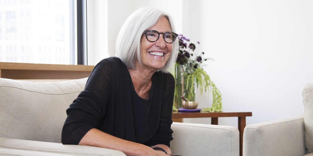 Eileen Fisher in Conversation with Hazel Clark