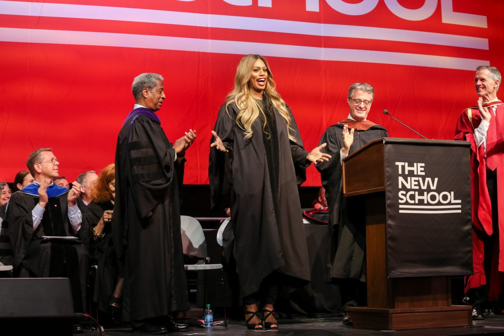 Most Memorable Words from The New School\'s Six Commencement ...