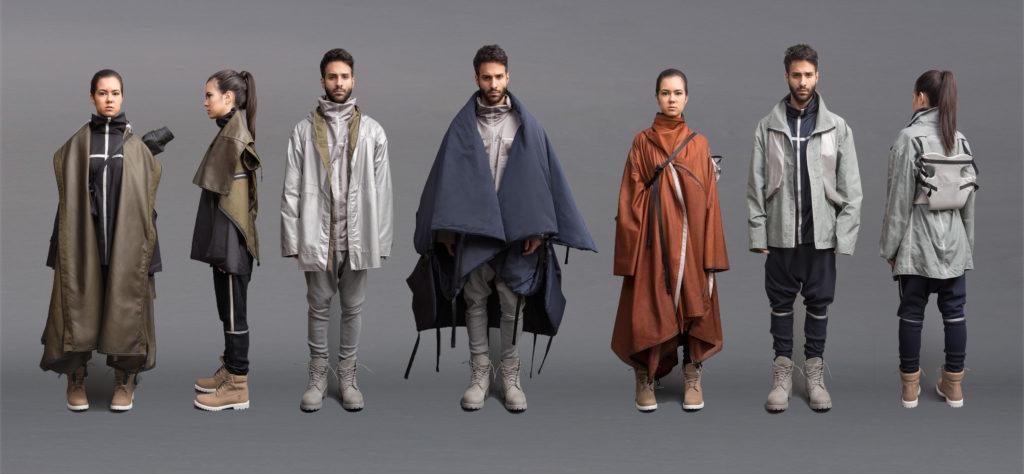 Angela Luna, BFA Fashion U002716, Designs Solutions For Refugees