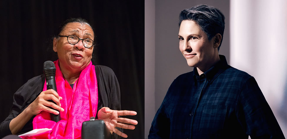 A conversation between bell hooks and Jill Soloway will kick off the Nth Degree Series, a new series of public programs at The New School.