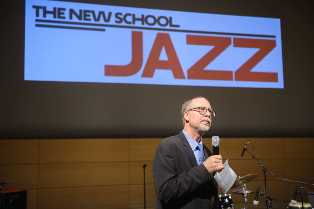 Martin Mueller, dean of the School of Jazz, is retiring after 30 years with the school.