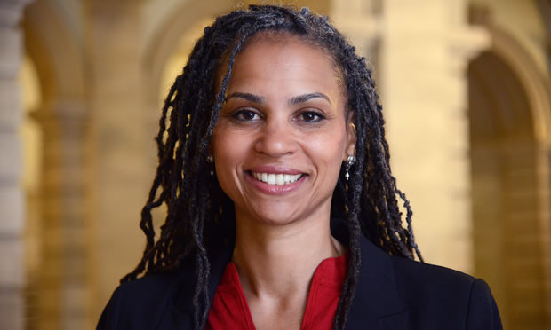 Maya Wiley, Henry Cohen Professor of Urban Policy and Management at the Milano School and Senior Vice President for Social Justice
