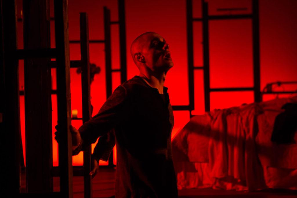 Mark Puchinsky, MFA Drama, stars as Soul, in