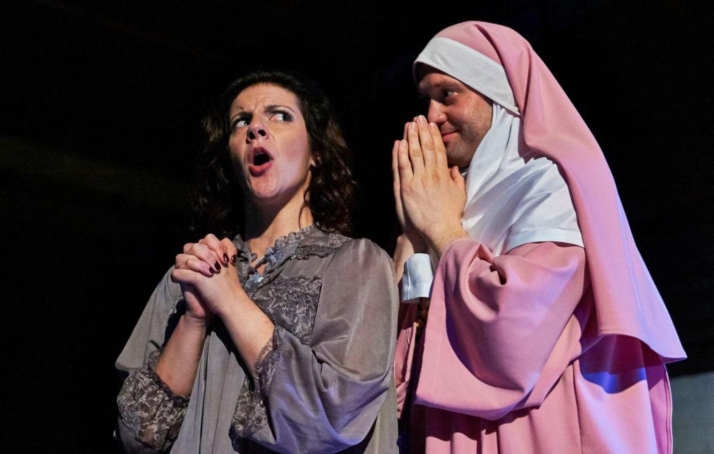 LoftOpera presented Rossini's Le Comte Ory at The Muse in Bushwick. (Photo/Robert Altman)