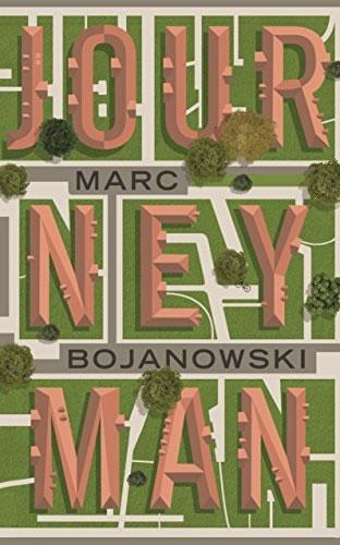 Marc Bojanowski, MFA Creative Writing