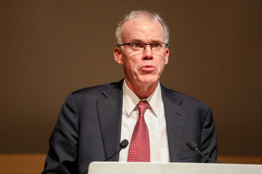 Bill McKibben Speaks on 'The Fate of the Earth'