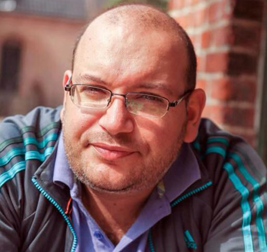 Jason Rezaian Returns