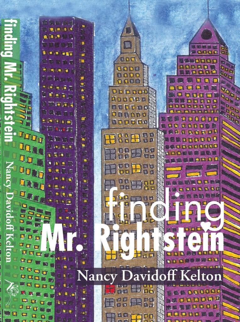 Nancy Kelton, faculty member in the School of Writing