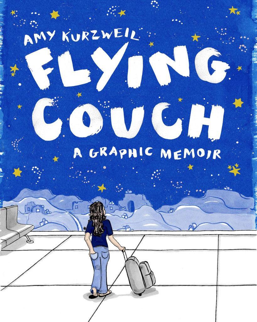 Amy Kurzweil, MFA Creative Writing