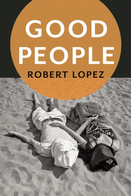 Robert Lopez, faculty member in the School of Writing