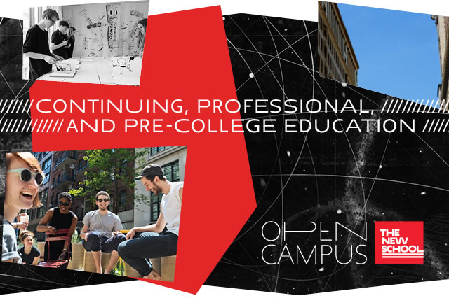b5b4891f652d Open Campus — a New Approach to Continuing Education — Launches at The New  School