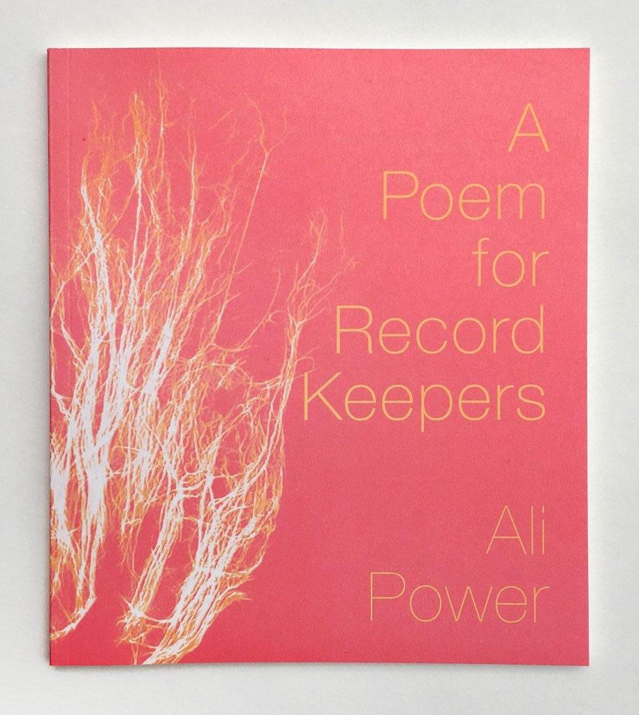 Ali Power, MFA Creative Writing