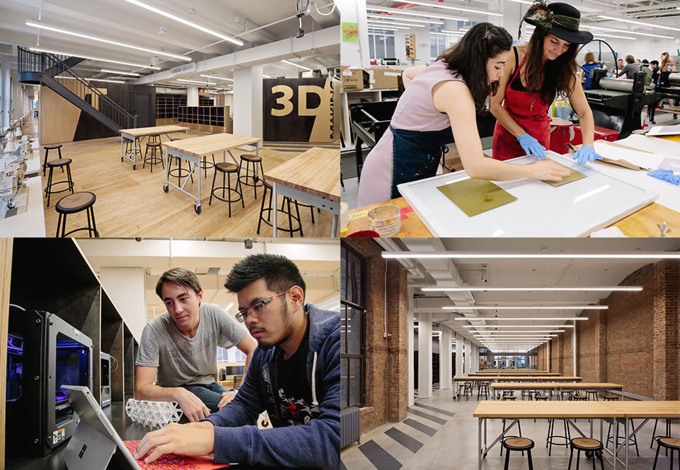 A Space for Collaborative Making
