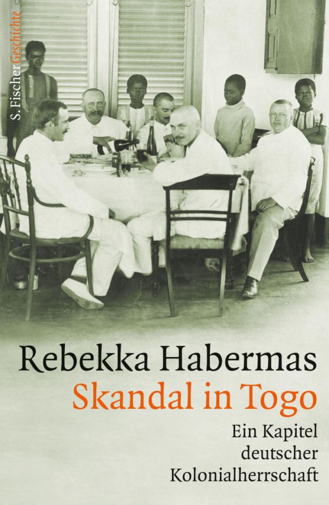 Rebekka Habermas, Theodor Heuss Professor