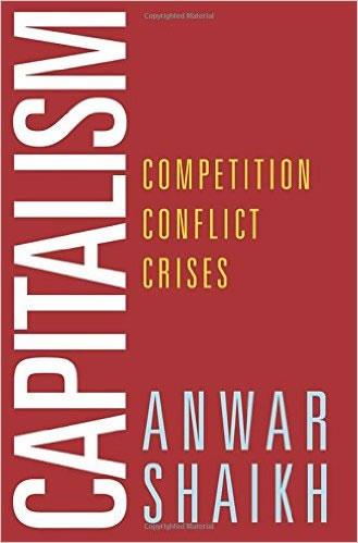Anwar Shaikh, Professor of Economics