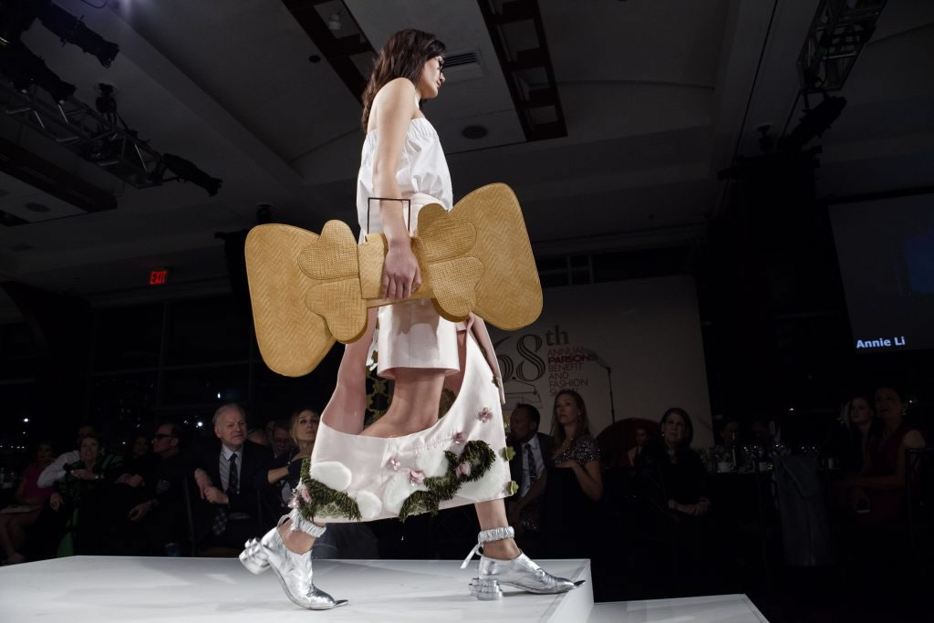Socially Engaged Designs Hit The Runway
