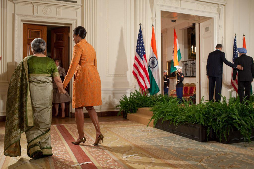 State Arrival Ceremony, November 24, 2009