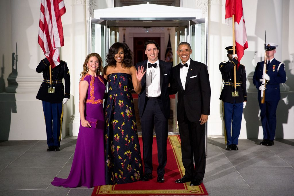 Canadian State Dinner, March 10, 2016