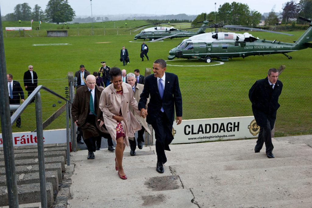 Official Visit to Ireland, May 23, 2011