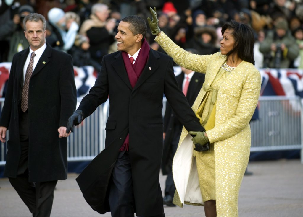 Inauguration, January 20, 2009