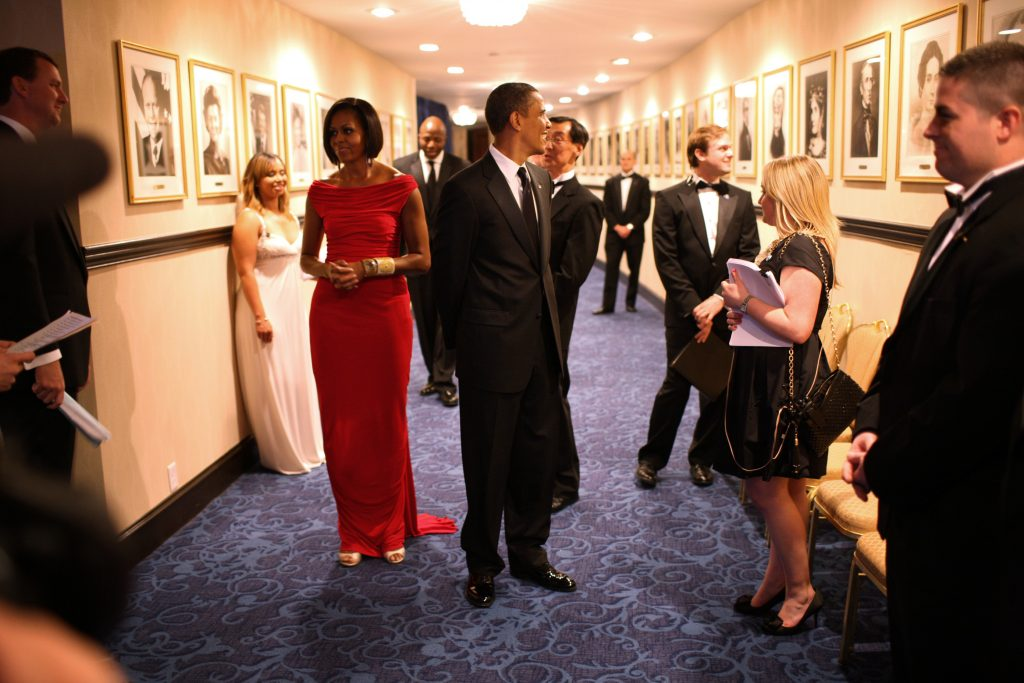 White House Correspondents Association Dinner, May 1, 2010