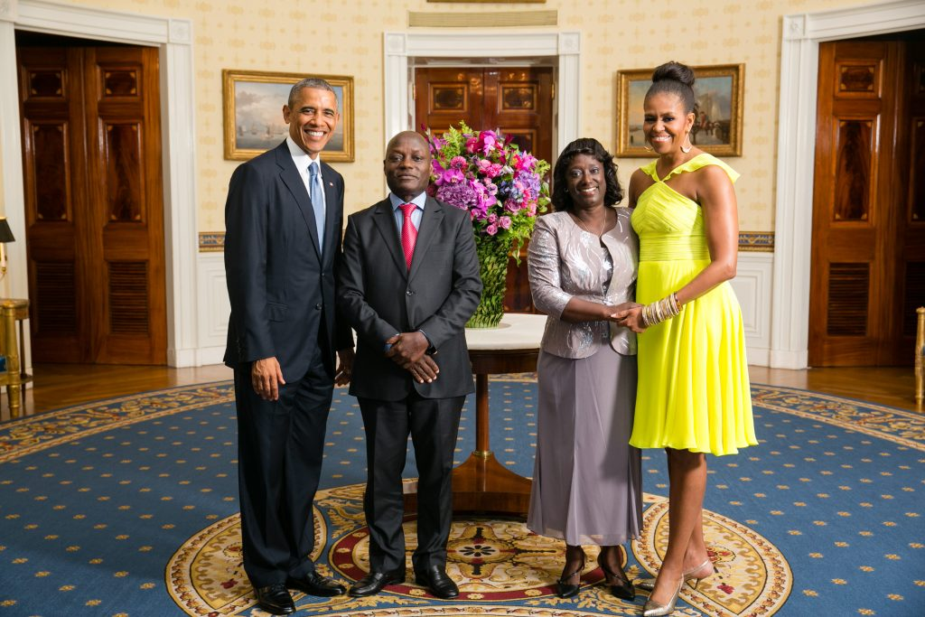 United States-Africa Leaders Summit Dinner, August 5, 2014