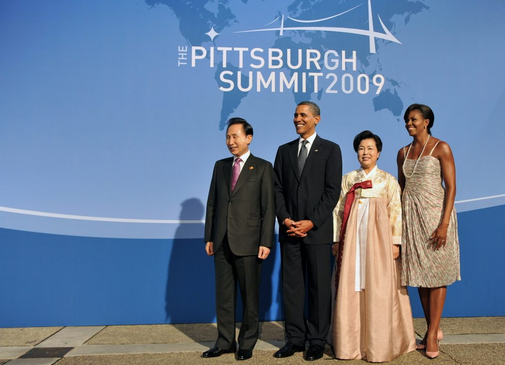 Pittsburgh Summit, September 25, 2009
