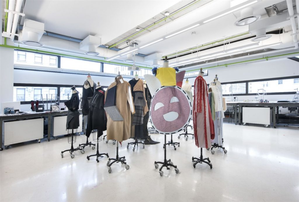 School of Fashion BFA and AAS Exhibition