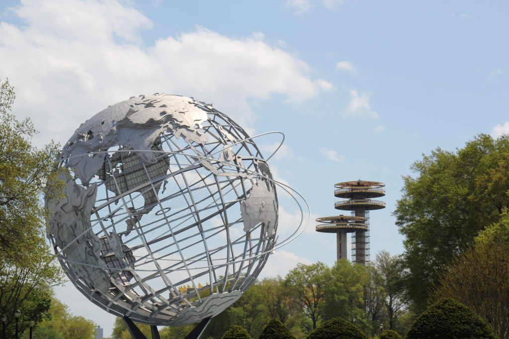 Evoking the Spirit of the World's Fair