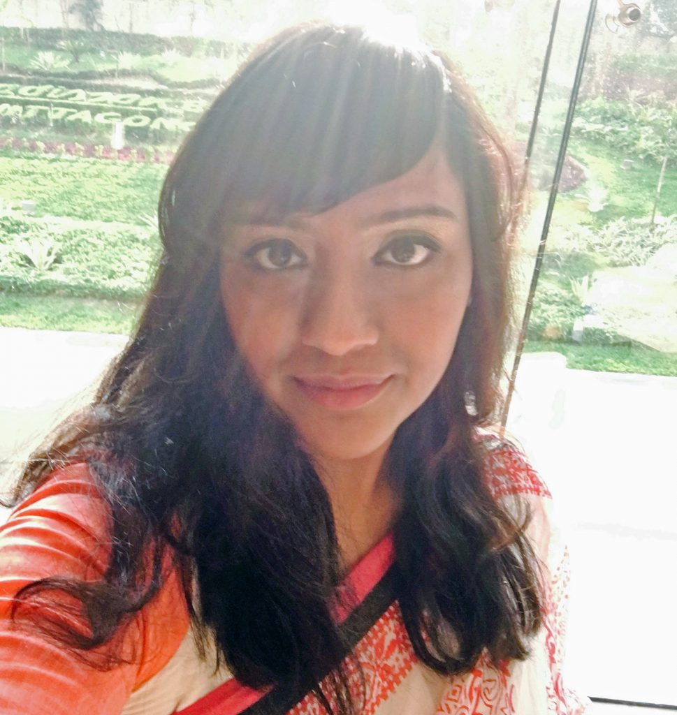 Sarah Alam, MA International Affairs '18, was awarded a U.S. Department of State Critical Language Scholarship (CLS) to study Bangla in Kolkata, India this summer.