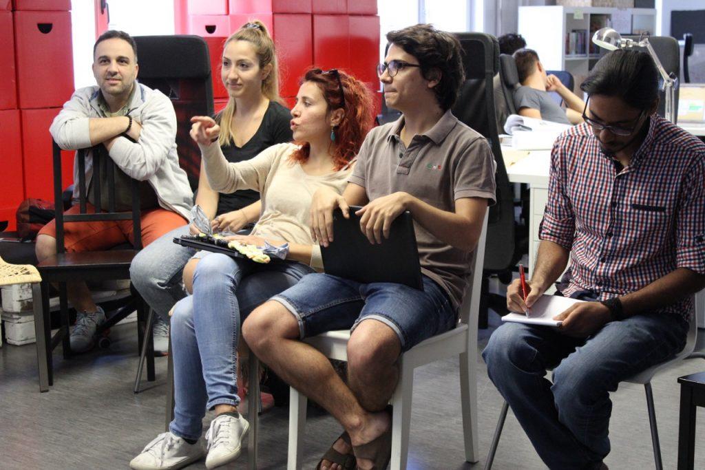 Parsons Faculty Member Raz Godelnik Teaches at ReDI School